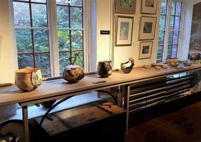 Ceramic Pieces Exhibition